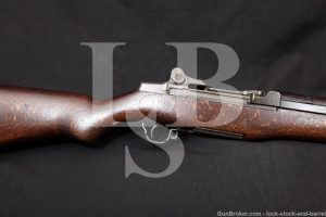 Beretta M1 Garand Danish FKF .30-06 Semi Automatic Rifle MFD 1955 C&R