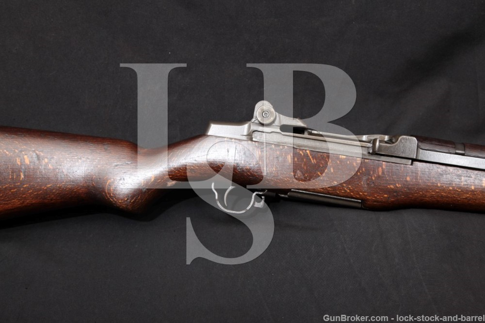 Beretta M1 Garand Danish FKF .30-06 Semi Automatic Rifle MFD 1955 C&R