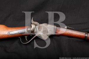 Civil War Spencer 1860 Repeating Carbine .56-50 Lever Rifle, 1864 Antique