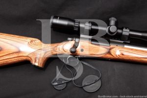 "Custom Remington 700 BDL .17 Rem. 25.5"" Heavy Barrel Bolt Action Rifle"