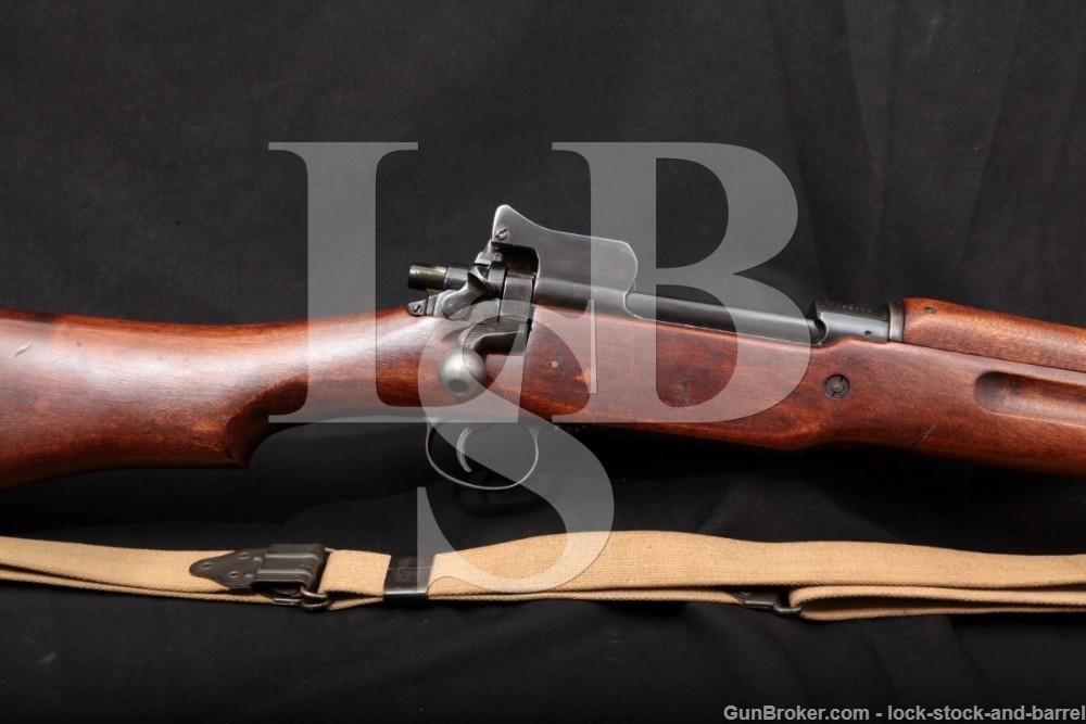Eddystone 1917 American Enfield 30-06 WWI WWII Military Rifle MFD 1918 C&R