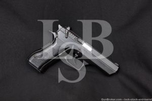 Israel Military Industries IMI Jericho 941 9mm DA/SA Semi-Auto Pistol NO CA