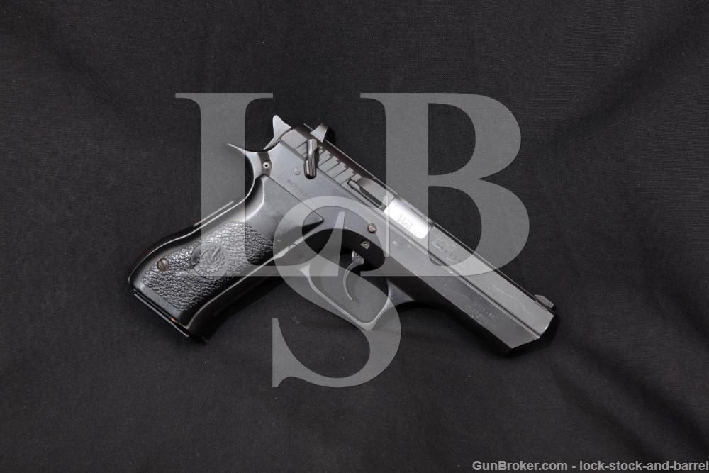 Israel Military Industries IMI Jericho 941 9mm DA/SA Semi-Auto Pistol