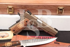 Kimber Custom II NRA Freedom Warrior Special Edition .45 1911 Pistol 2018