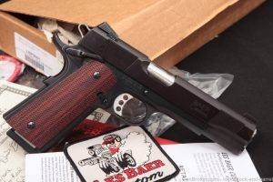 "Les Baer Custom Carry 1911-A1 .45 ACP 5"" Single Action Semi-Auto Pistol"
