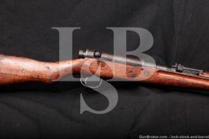 Nagoya Type 99 Arisaka Short Rifle 7.7 Jap Intact Mum AA Sights Monopod C&R