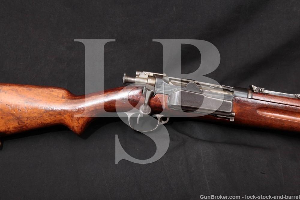 Norway Krag-Jorgensen 1912 Carbine 6.5×55 Matching Bolt Action Rifle C&R