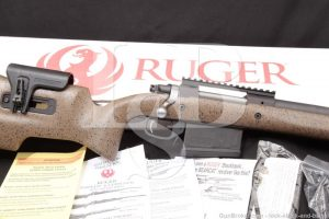 "Ruger M77 Hawkeye Long-Range Target 47183 M-77 .300 Win Mag 26"" Bolt Rifle"