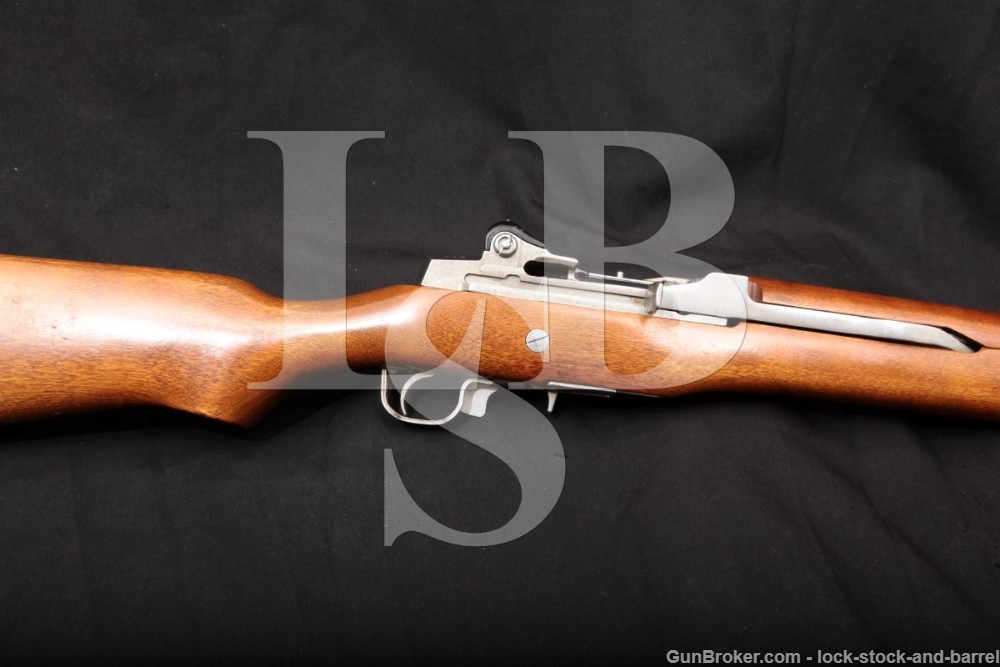 Ruger Mini-14 Pre-Warning .223 Rem/5.56mm NATO Semi-Automatic Rifle, 1979