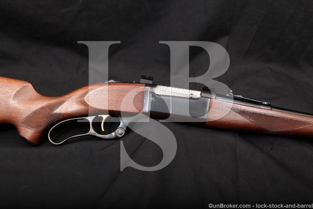 Savage Model 99-DL 99DL 99M 99-M .308 Winchester Lever Rifle, 1960-1961 C&R