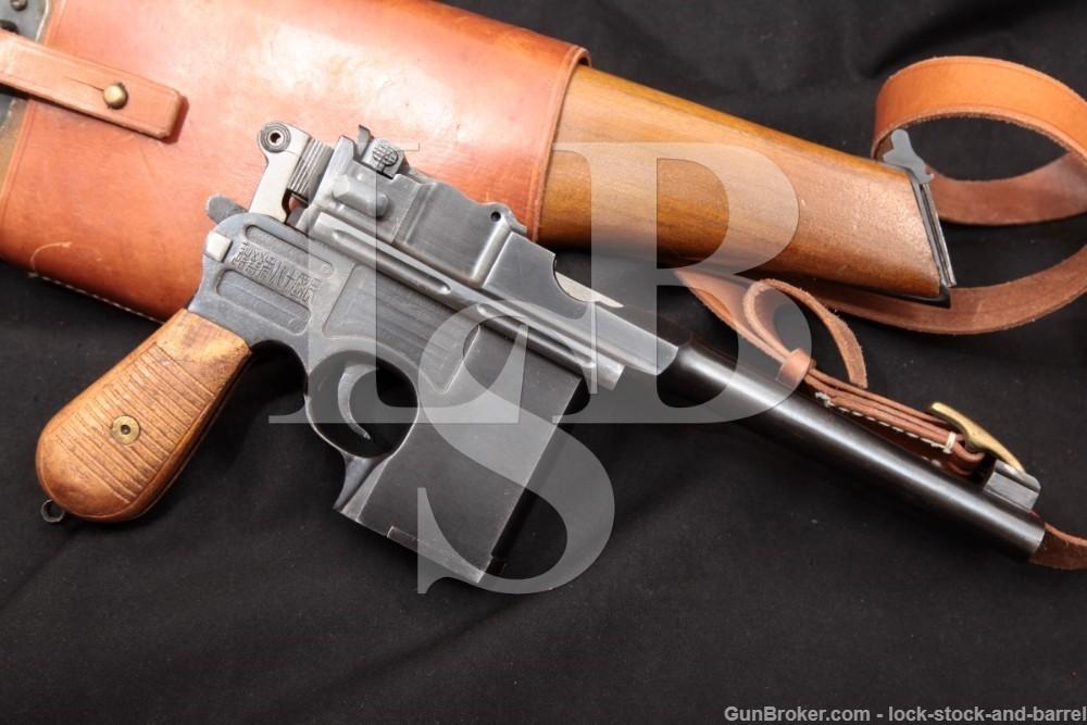 Shansei Shansi Shanxi Type 17 Hand Cannon .45 ACP Semi-Automatic Pistol