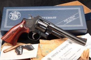 Smith & Wesson S&W 25-3 125th Anniversary .45 Colt Revolver, 1977 ATF C&R