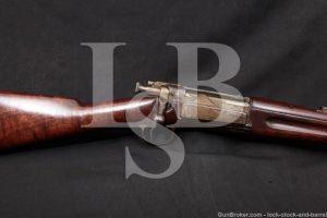 Springfield 1896 Krag Carbine .30-40 Bolt Action Rifle 6th Cavalry Antique