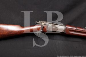 Springfield 1899 Krag Carbine .30-40 Bolt Action Rifle MFD 1900 C&R