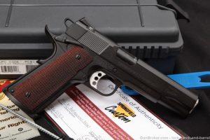 Springfield Armory Professional PC9111 FBI 1911-A1 .45 ACP Semi-Auto Pistol