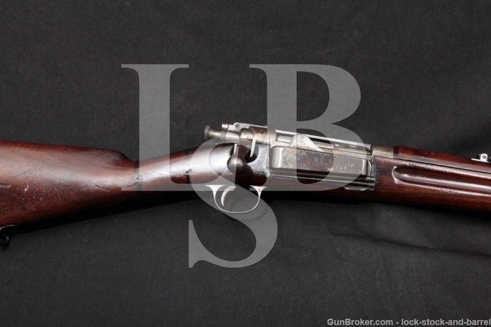 Springfield Model 1892 Krag .30-40 Bolt Action Rifle Antique No FFL