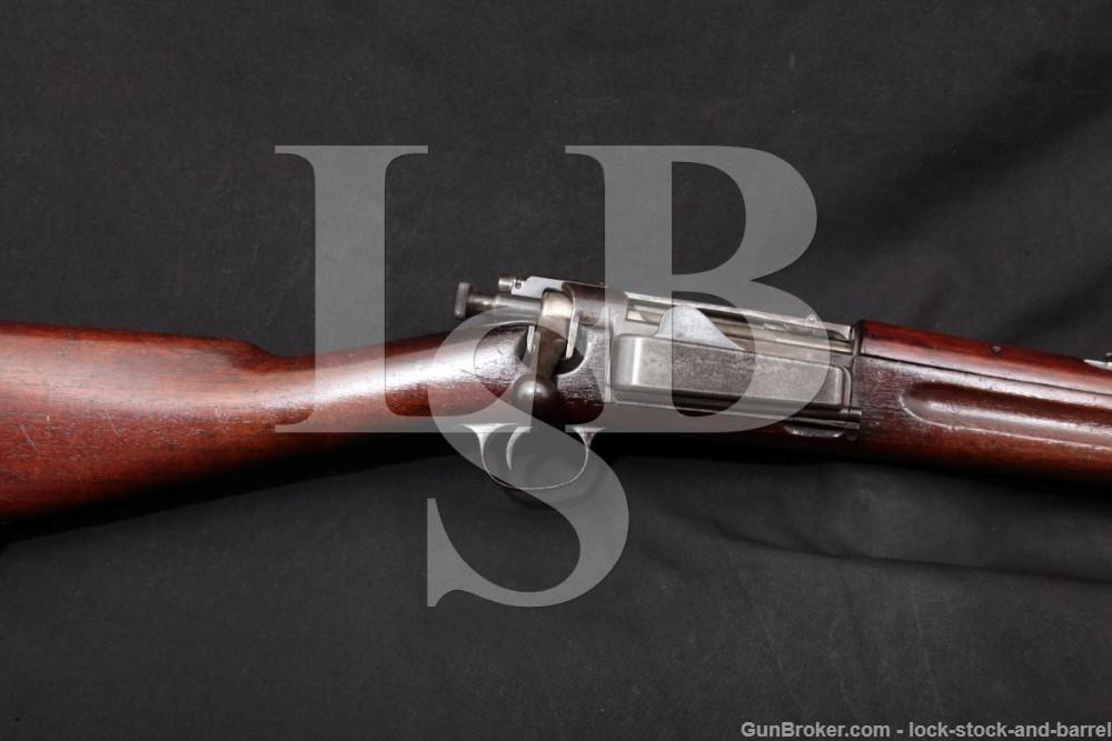 Springfield Model 1896 Krag .30-40 Bolt Action Rifle 1898 Antique No FFL