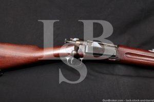 Springfield Model 1898 Krag .30-40 Bolt Action Rifle MFD 1901 C&R