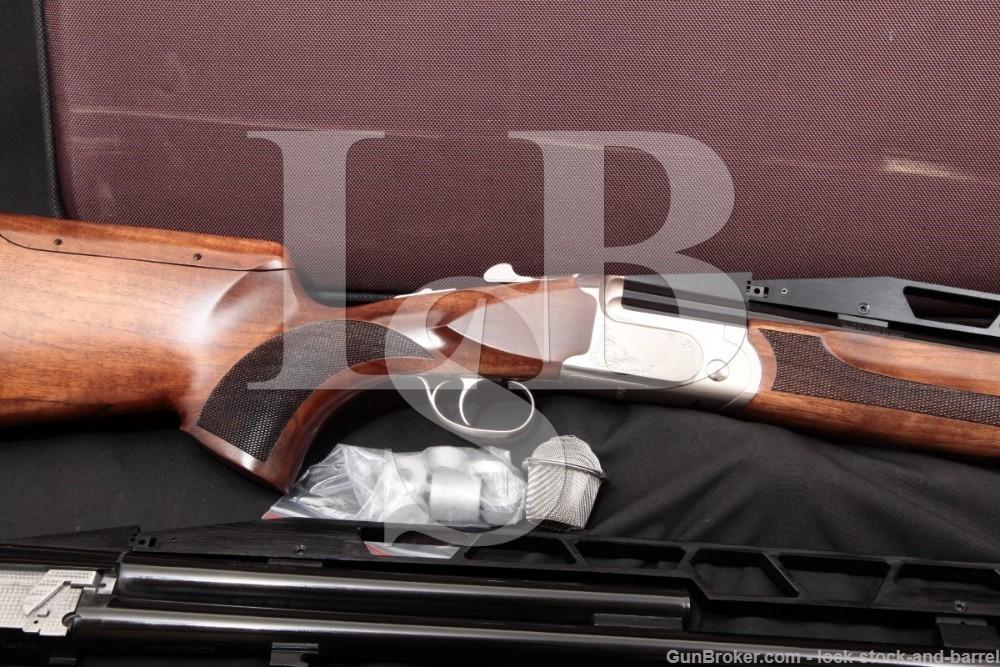 "TriStar Model TT-15 Trap Un-Single & O/U Set 34"" & 32"" 12 GA Shotgun"