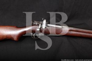 U.S. Springfield 1922 M1/M2 .22 LR Military Training Rifle, 1925-1933 C&R