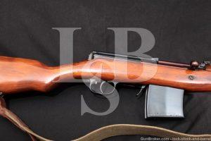 WWII Russia Izhevsk SVT-40 SVT40 7.62x54R Semi-Auto Military Rifle 1940 C&R
