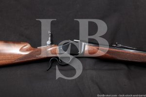 """Winchester Model 1885 Limited Series 28"""" .38-55 WCF Single Shot Rifle, 2004"""