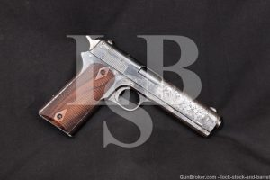Colt Model 1905 The First .45 ACP Semi-Auto Pistol Needs Work, MFD 1911 C&R