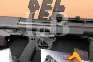 Kel Tec Ksg Black12 GA Gauge Dual Magazine Tube Pump Defense Shotgun & Bo