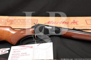 "Marlin Model 336W 336-W .30-30 WCF 20 1/4"" JM Mark Lever Action Rifle 1998"