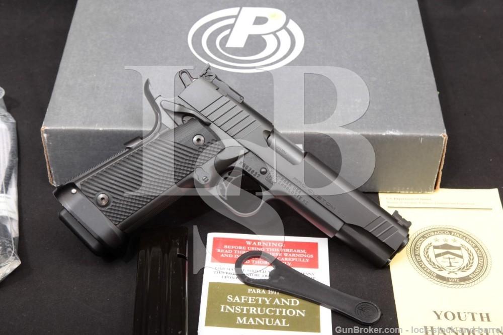 "Para USA Model P16.40 Pro Custom 1911 2011 40 S&W 5"" Semi-Auto Pistol NO CA"
