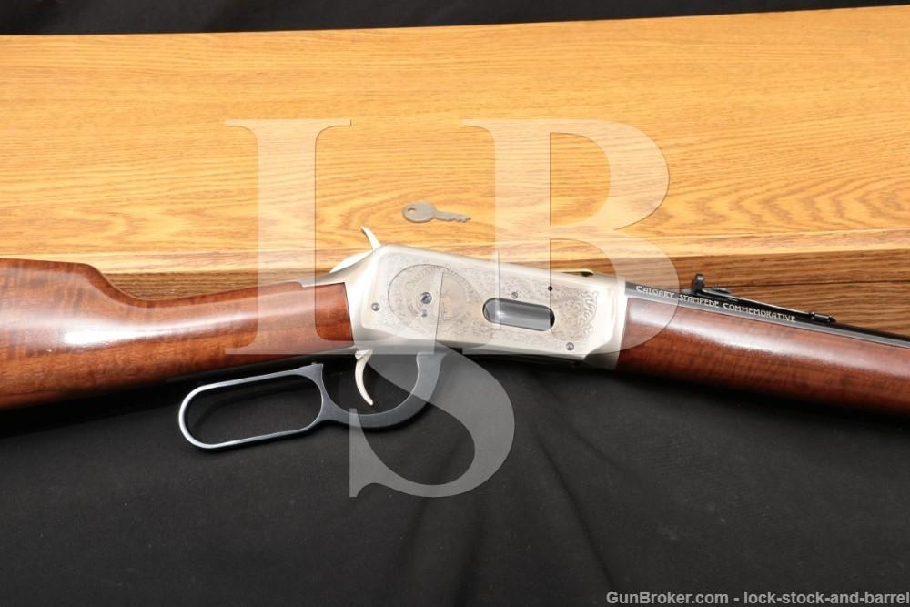 Winchester 1894 Calgary Stampede Trapper .32 Win Spl Lever Rifle, 1981 C&R