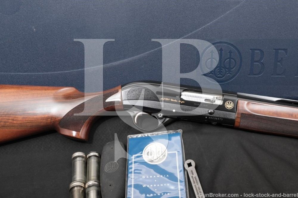 Beretta Model Al 391 AL391 Urika Gold Sporting 28? 20 Gauge Shotgun & Case