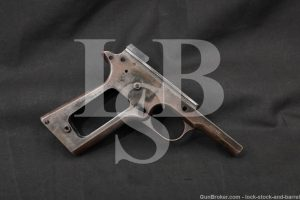 4-Digit Early Colt Model of 1911 US Army Semi-Auto Pistol Frame, Sept. 1912