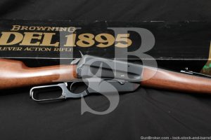 """Browning Model 1895 Like Winchester 24"""" 30-06 Springfield Lever Rifle, 1984"""