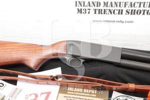 Inland Mfg. Ithaca M37 Model 37 Trench Gun 12 GA Pump Shotgun, 2015-2020