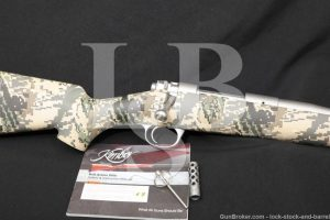"Kimber Model 84M Mountain Ascent 84-M 6.5 Creedmoor 22"" Bolt Action Rifle"