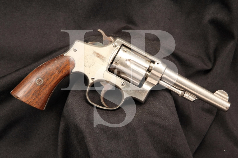 Orbea Hermanos Copy Of S&W M&P .38 Special Double Action Revolver, C&R