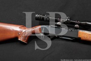 "Remington 742 Woodsmaster BDL Deluxe .30-06 22"" Semi-Auto Rifle 1968 C&R"