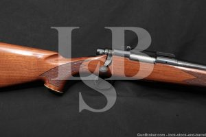 "Remington Model 700 BDL .308 Winchester 22"" Bolt Action Rifle MFD 1985"