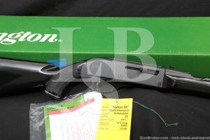 "Remington Model Nylon 66 Black Diamond 66BD .22 LR 19 3/8"" Semi-Auto Rifle"