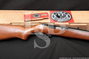 Ruger 44 Magnum Carbine 25th Anniversary Blue 18 INCH Semi Auto Rifle