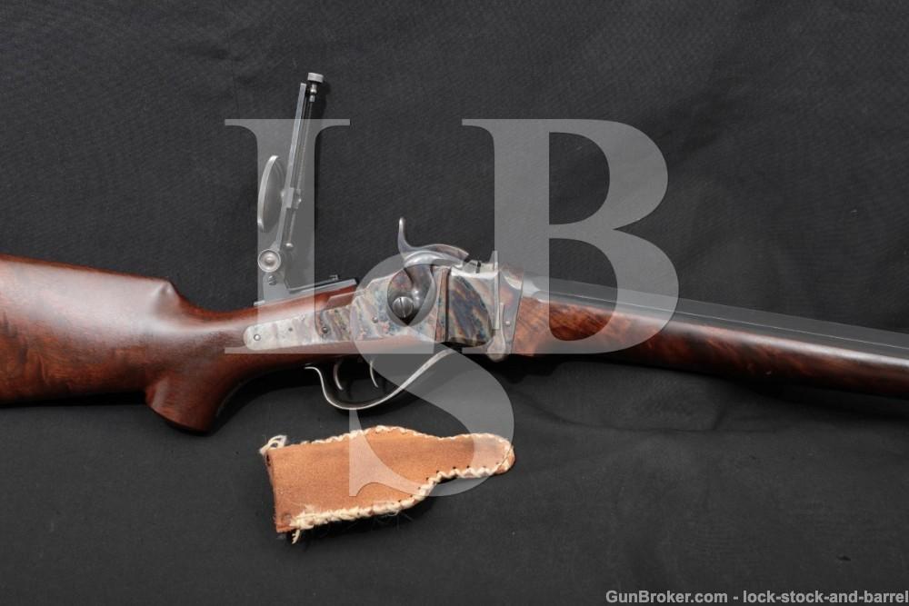 Shiloh Sharps Model 1874 30″ .45-70 Gov't Single Shot Rifle, MFD 1991-2000
