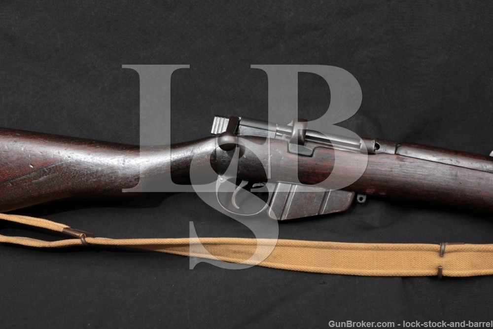 Standard Small Arms SSA Enfield SHTLE III 303 British Bolt Action Rifle C&R