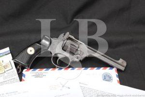 WWII Howard Auto Cultivators HAC No.2 MkI* MK I* .38/200 Revolver, 1944 C&R Rare 301/355 Australian British Hasting Deering?
