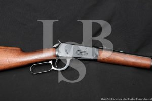 Winchester 1894 94 Carbine Pre-64 .30-30 WCF Lever Action Rifle, 1940 C&R