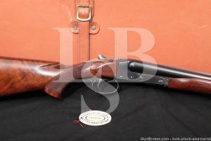 Winchester Model 21 SST Ejectors 12 GA SXS Side by Side Shotgun, 1953 C&R