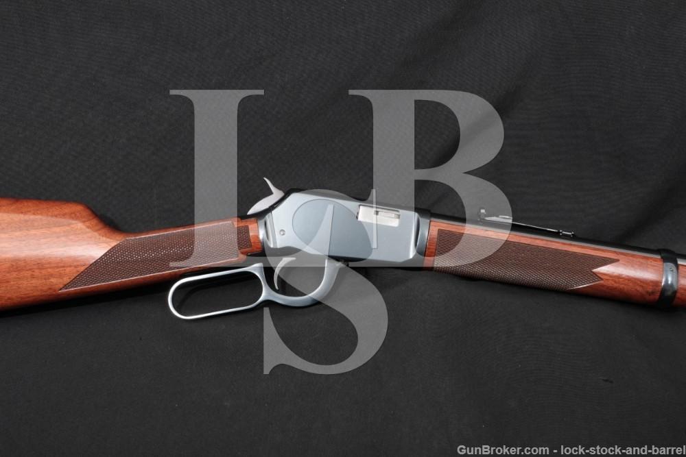 "Winchester Model 9422 XTR Blue 20"" 22 S, L, LR Lever Action Rifle MFD 1979"