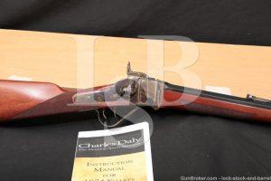 Armi Sport KBI Charles Daly 1874 Sharps .45-70 Govt Single Shot Rifle, 2007