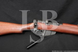 Australia Enfield No1 MkIII 22 LR Trainer Single Shot Bolt Action Rifle C&R
