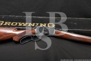 Browning 53 Deluxe Limited Like Winchester 1892 .32-20 Lever Rifle, 1990